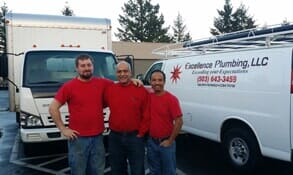 Excellence Plumbing Staff - Plumbing Service in Beaverton, OR